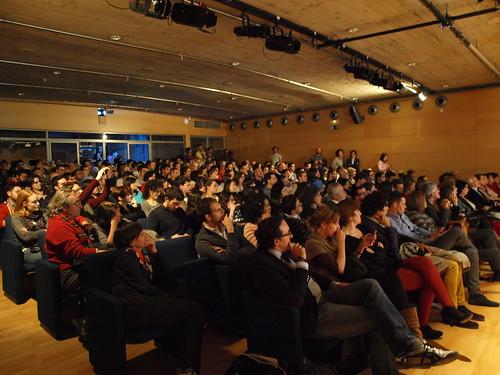 """Inauguración """"2013: ¡Jóvenes sin armarios!""""   by FELGTB"""