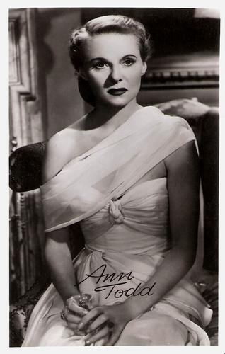 Ann Todd in The Paradine Case (1947)