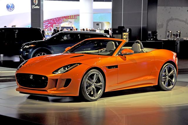 Jaguar XKF