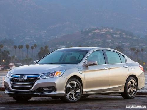 2014 Honda Accord Plug-In Hybrid Sedan Photo