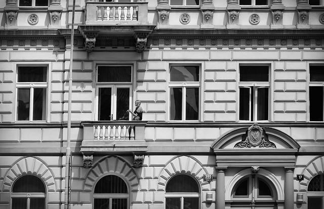 Bored in Prague