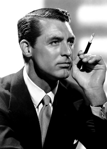 Cary Grant ; Smoking Fancy | by Movie-Fan