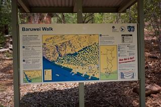 Baruwai Walk