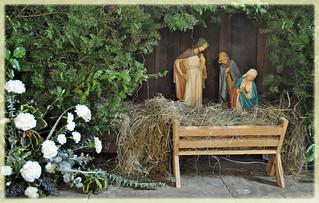 Nativity Scene | by littlestschnauzer