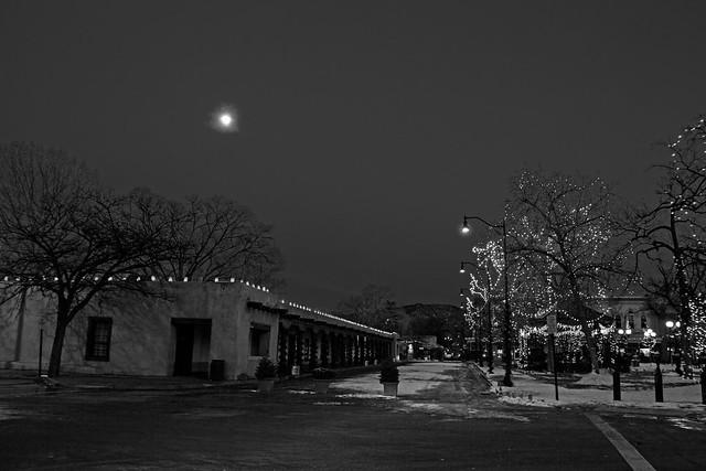 Palace Avenue, Santa Fe - Explore #490