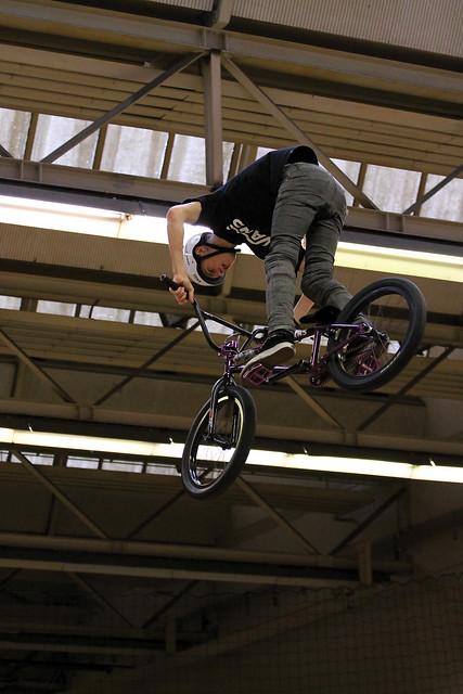 BMX Freestyle @ 040BMXPark