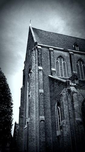dark church   by *n3wjack's world in pixels