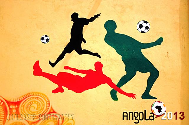 Angola - CAN 2013