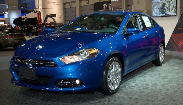 2013 Washington Auto Show - Upper Concourse - Dodge 1