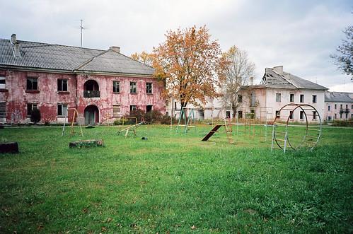 Viivikonna abandoned village, Estonia   by hollygable