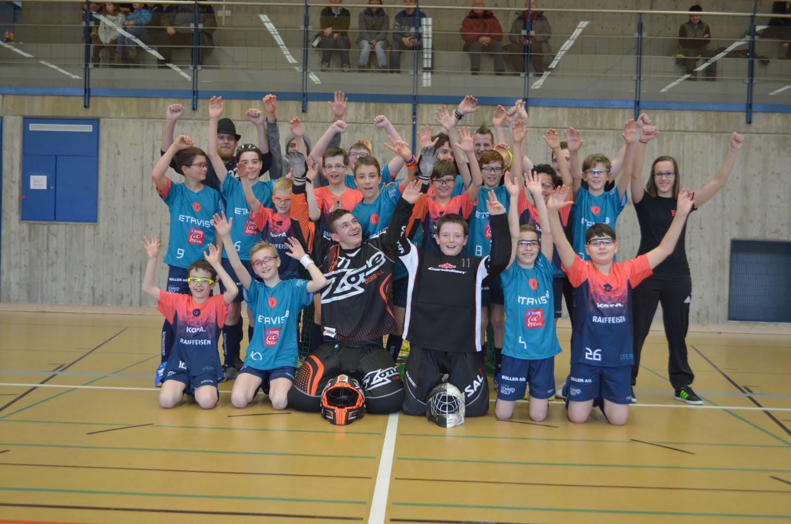 Heimrunde D- und C-Junioren (2016)