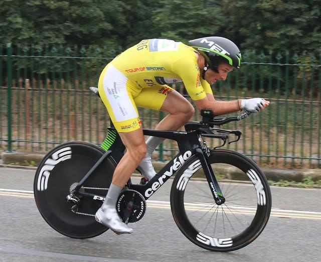 Steve Cummings - Tour of Britain 2016