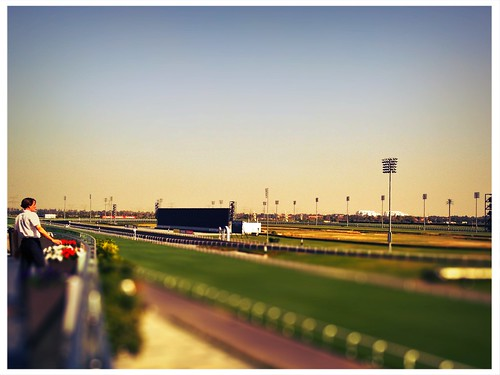 Dubai - Meydan Horse Racing Stadium | by mb67.de