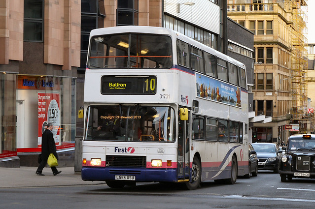 First Edinburgh 31731 (L554USU)