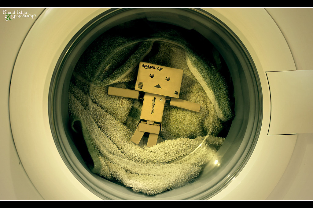 Day 199 - Accident No  183 - The washer incident   Accident …   Flickr