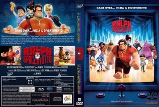 ralph spacca internet dvd  copertina dvd ralph spaccatutto | pincarneossa. | Flickr