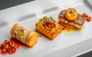 Hudson Valley foie gras duo at Troquet | by dalecruse