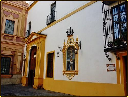Capilla del  Museo de Bellas Artes,Sevilla,Andalucia,España | by Catedrales e Iglesias