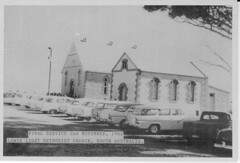 Lower Light Methodist Church 1962