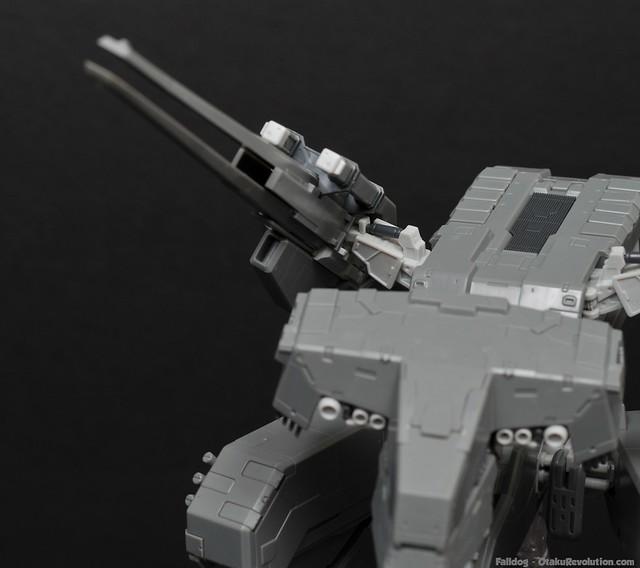 Metal Gear REX Review 14