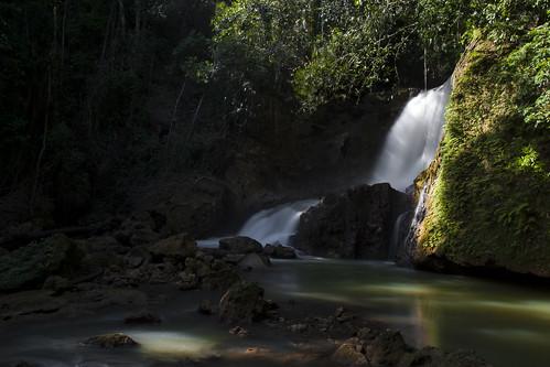 waterfall jamaica ysfalls