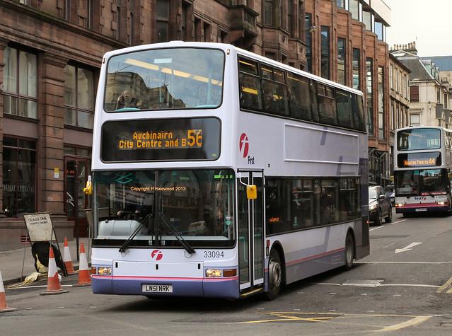 First Glasgow 33094 (LN51NRK)