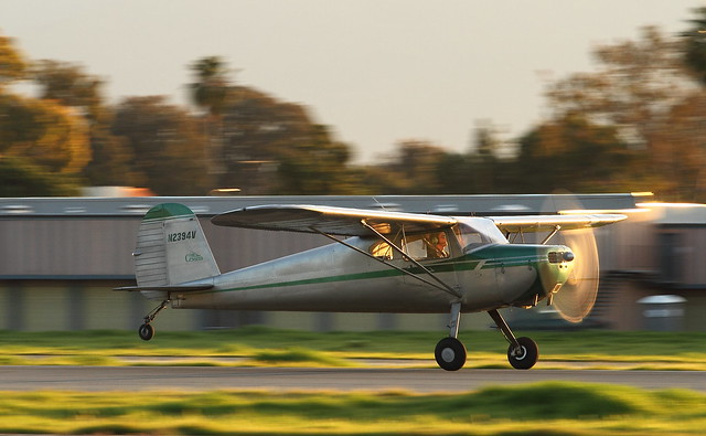 Another Cessna Classic on the roll!