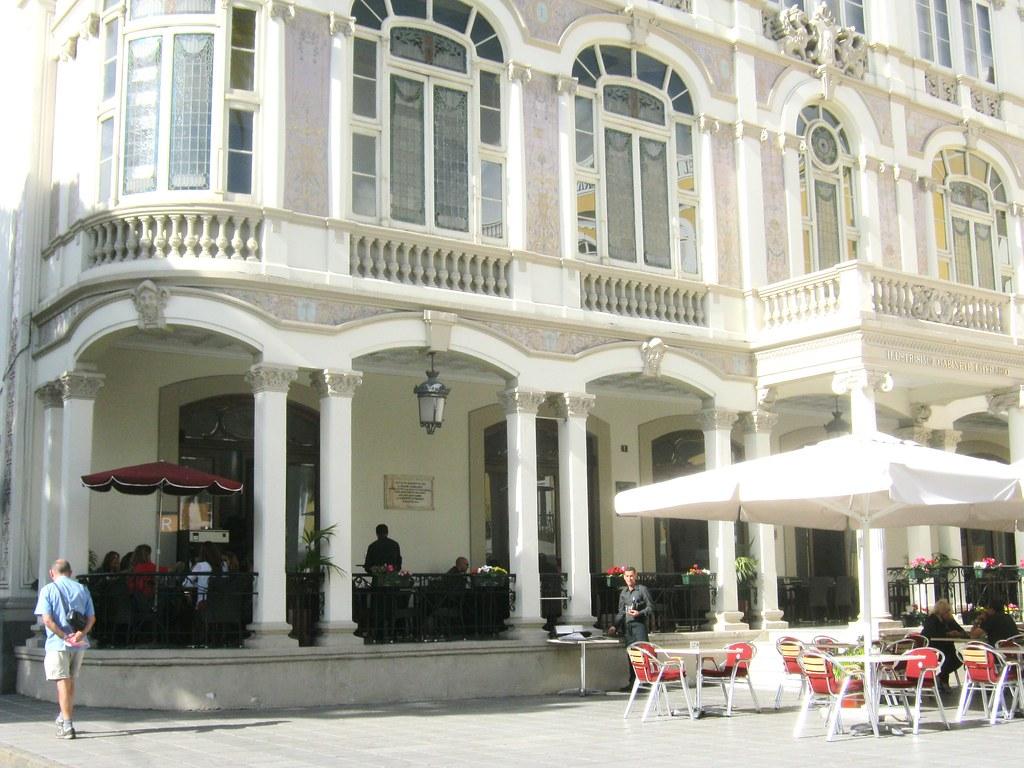 Ci Gran Las Palmas Terraza O Clock Plaza De Cairasco 1