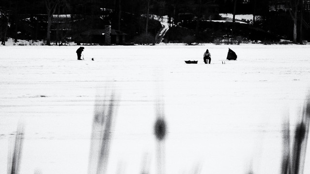 Serenity - Ice Fishing