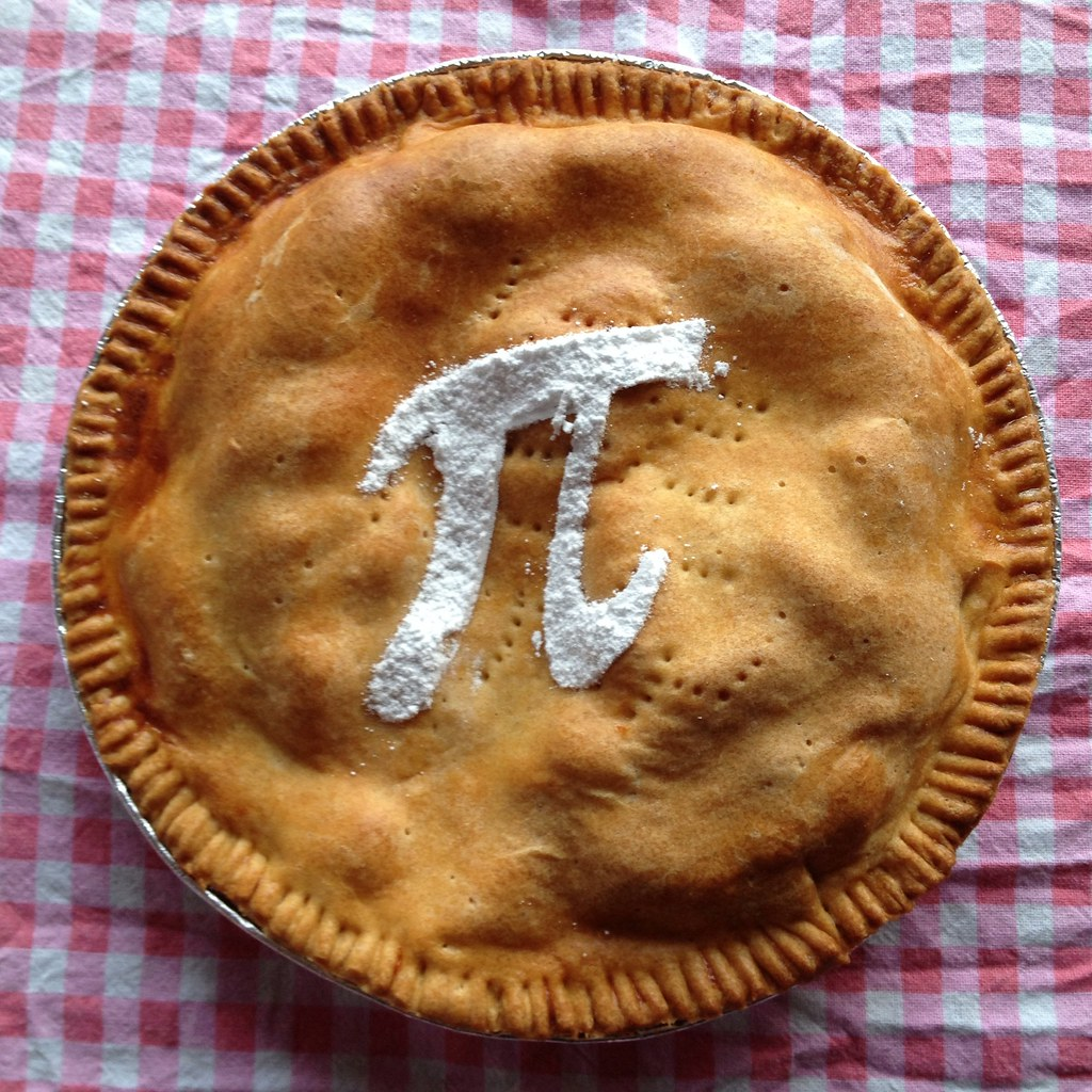 anyone for pi pie? :) #piday | 73/365 | catherinecronin | Flickr