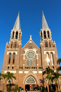 Saint Mary's Cathedral, Yangon | by Dexters Lab