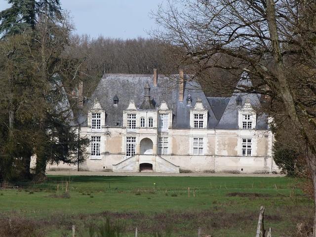 Castillo de Villesavin (Ruta de los castillos del Loira en Francia)