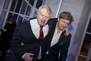 Boris Johnson Leo Johnson | by Financial Times photos