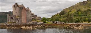 Eilean Donan Castle #2   by Pavel Lunkin
