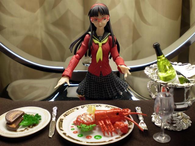 Gourmet Room Service