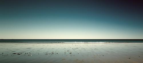 ocean blue beach water sand skies newhampshire hampton