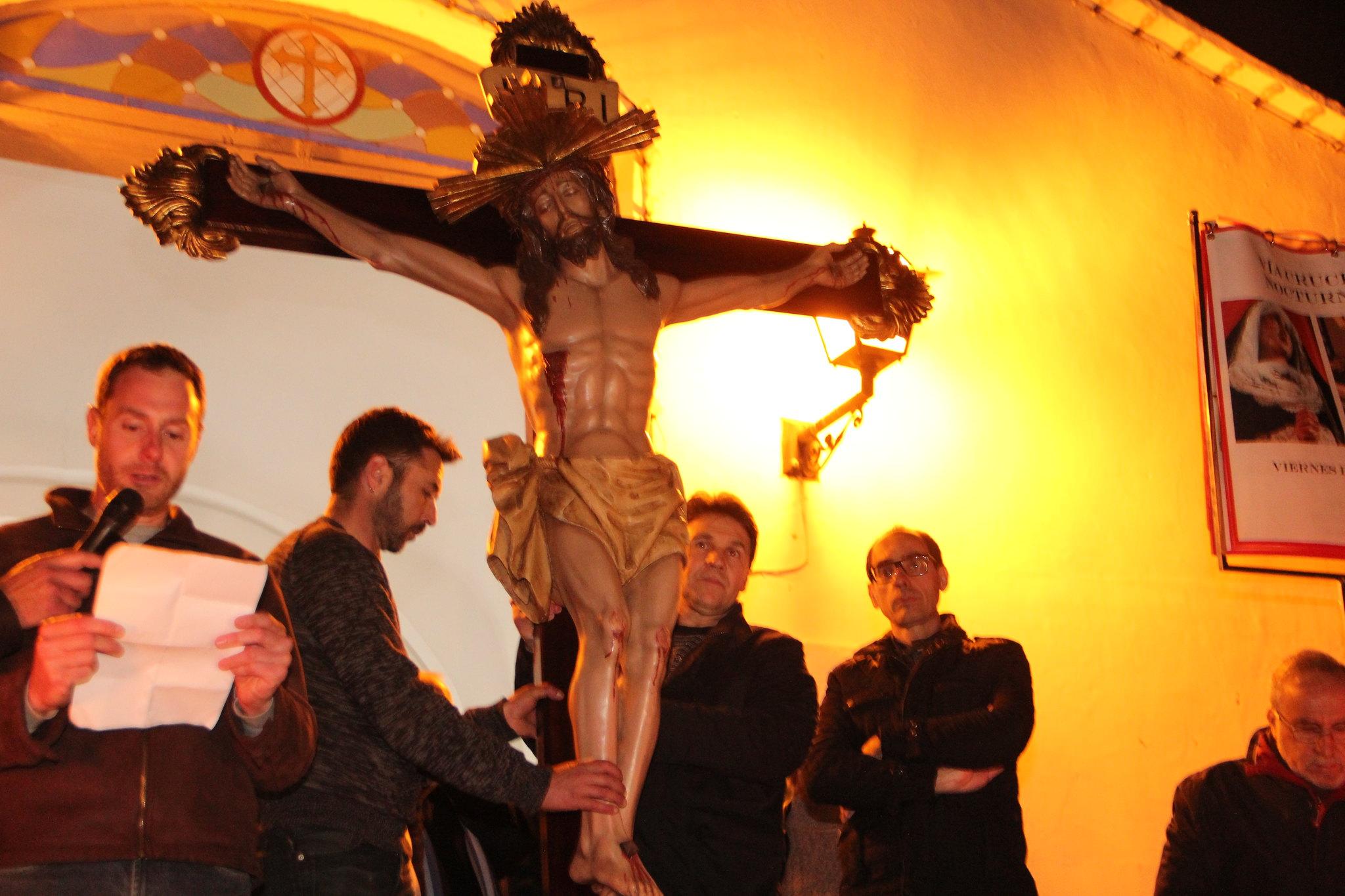 (2016-03-18) - VII Vía Crucis nocturno - Antonio José Verdú Navarro (123)