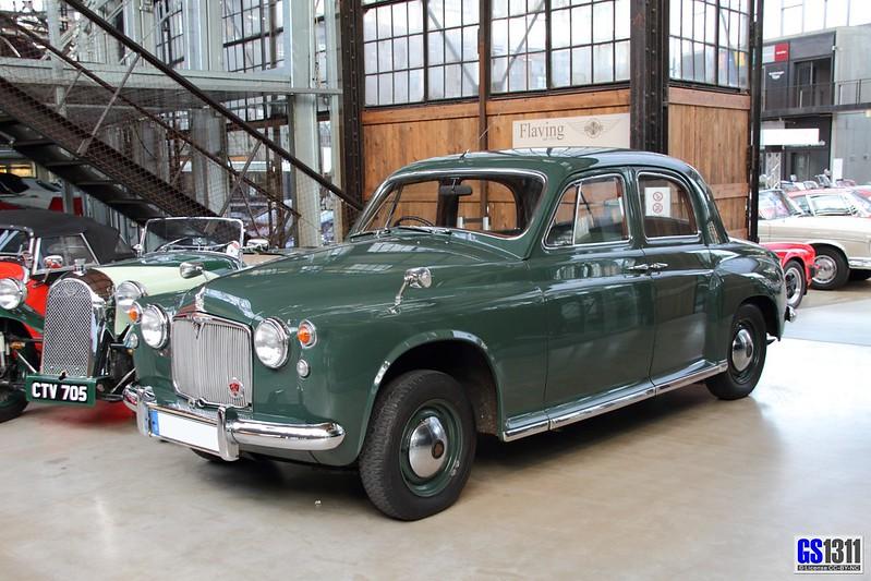 1954 - 1959 Rover P4 75 Mark II