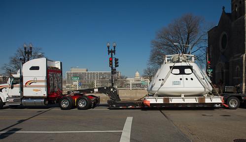 Inaugural Float Move (201301200003HQ) | by NASA HQ PHOTO