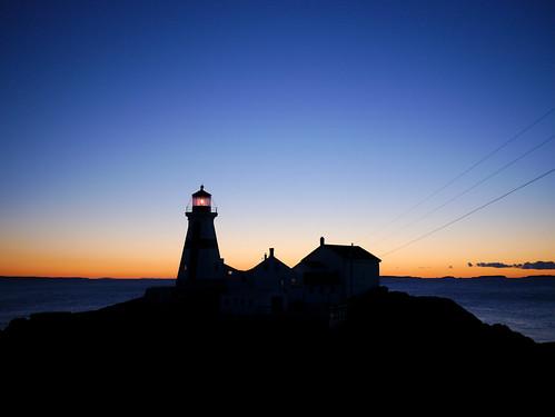 lighthouse canada sunrise island newbrunswick bayoffundy passamaquoddybay campobello eastquoddy headharbour