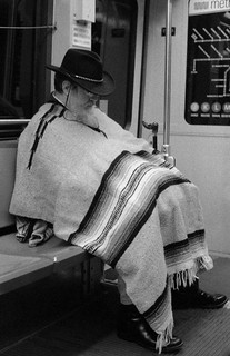 poncho commuter | by astroturtle