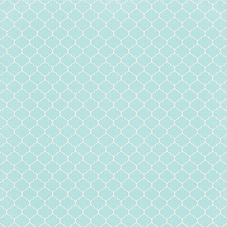 photograph about Free Printable Pattern Paper titled 6 Mild Turquoise Dotted Moroccan Tile - totally free printable di