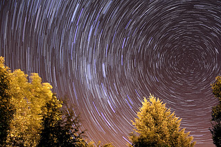 Star trail | by Daniela Evelyn