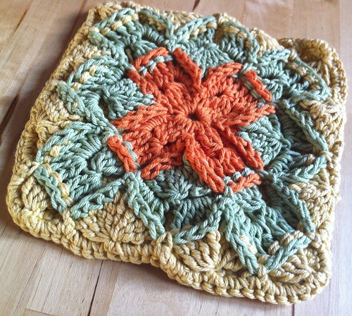 Potholder-y Awesomeness | by subwayknitter