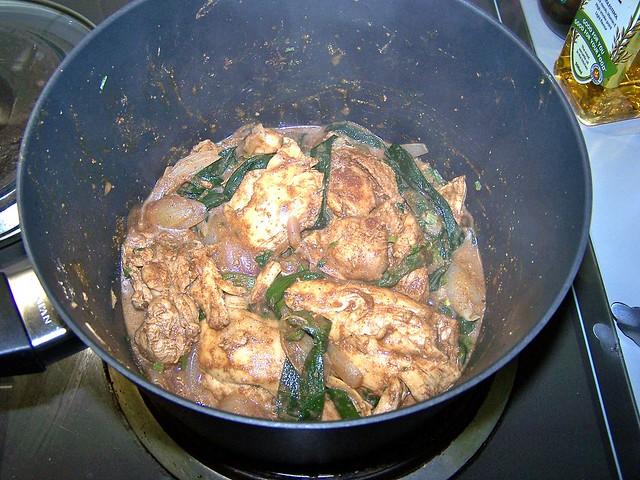 cooking so far...