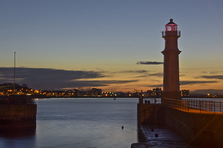 Newhaven Sunset 15 March 2013 | by Grant_R