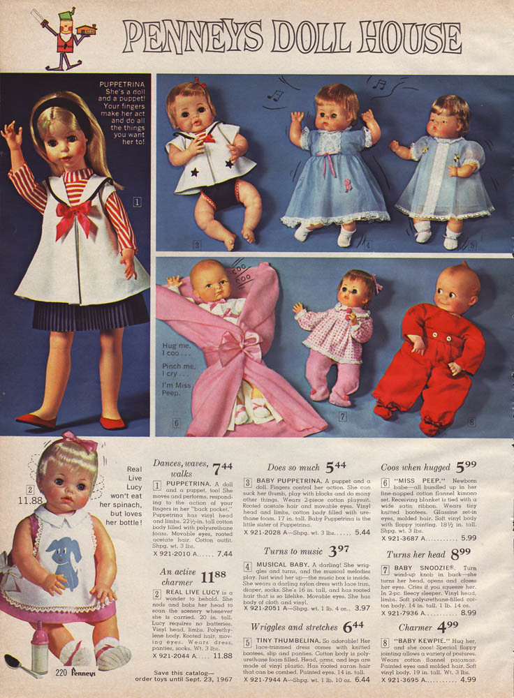 1966 JCPenney page 220 | I am not the copyright holder of th