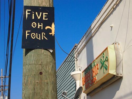 Freret Street. Photo by Melanie Merz.
