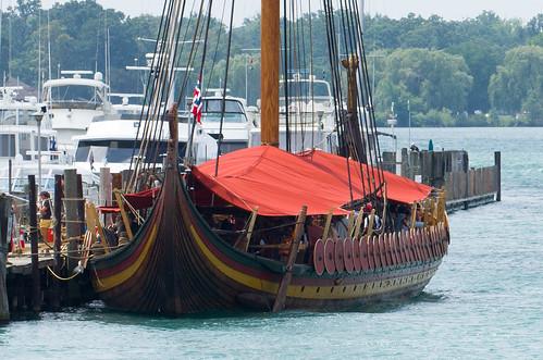 drakenharaldhårfagre detroityachtclub explore vikingship tallship tallshipchallenge 1000views onethousandviews