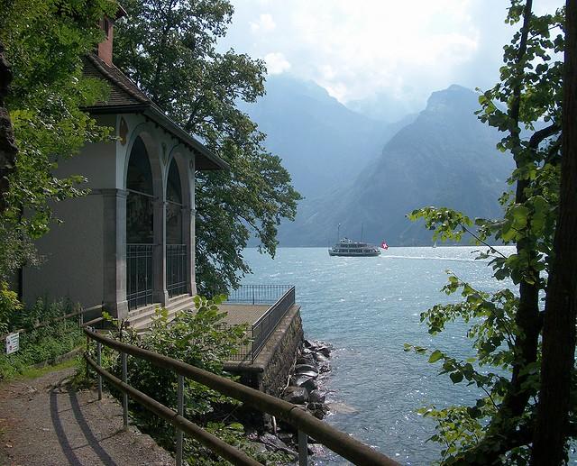 Tellskapelle Sisikon Switzerland